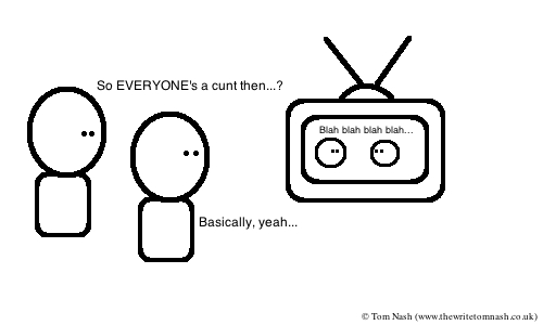 Reality TV by Tom Nash